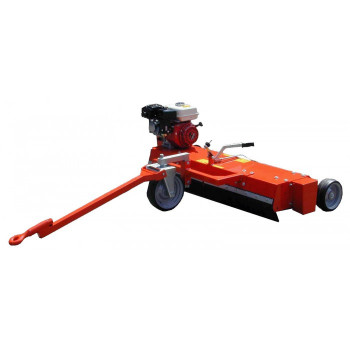 Aerator pentru iarba si gazon CARAVAGGI ARIO 120 motorizat, 6,5 CP