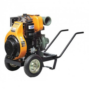 Motopompa Antor  4LD820 LY-3 MS, Autoamorsanta, Diesel, 17 CP