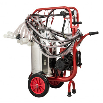 Aparat de muls ovine, Kurtsan KM01032, Electric, 40 L