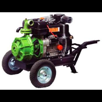 Motopompa, Lombardini 9LD625-2 ROVATTI R626, Autoamorsanta, Diesel, 28.5 CP