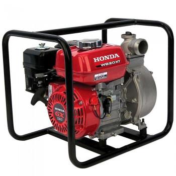 Motopompa HONDA WB20, Autoamorsanta, Benzina, 3.5 CP