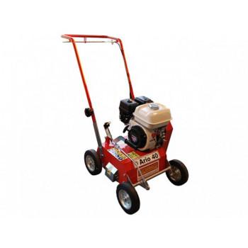 Aerator pentru iarba si gazon CARAVAGGI ARIO 40, motorizat, 4,6 CP