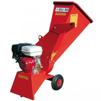 Tocator crengi CARAVAGGI BIO 90, motorizat, 7,5-13 CP