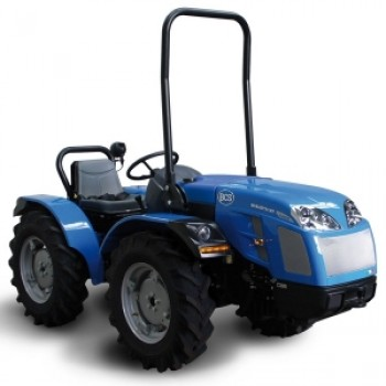 Tractor BCS INVICTUS K600 RS, Diesel, 48 CP