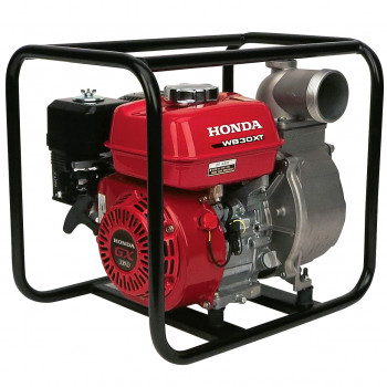 Motopompa HONDA WB30XT3, Autoamorsanta, Benzina, 4.9 CP