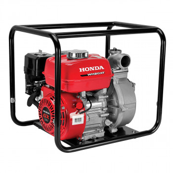 Motopompa HONDA WH20, Autoamorsanta, Benzina, 4.8 CP