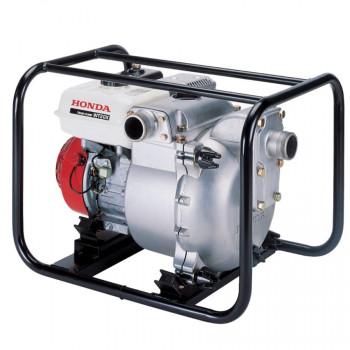 Motopompa HONDA WT20, Autoamorsanta, Benzina, 4.8 CP, Pentru apa murdara